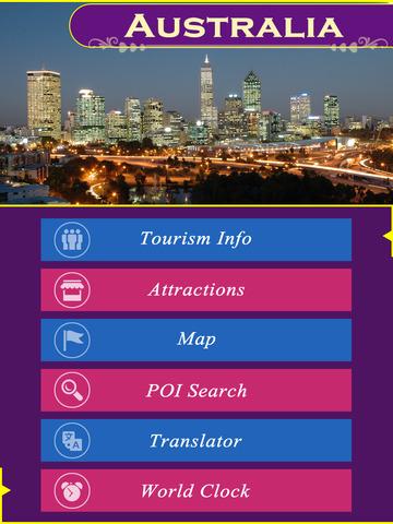 Australia Tourism Guide screenshot 7