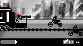 Stickman Train Shooting screenshot 2