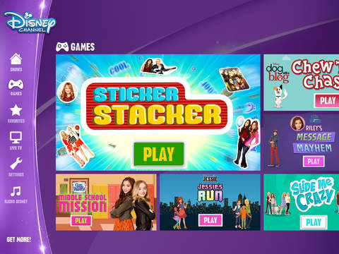 DisneyNOW – Episodes & Live TV screenshot 8