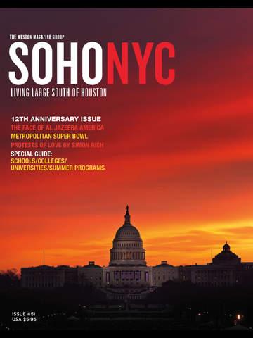 SohoNYC Magazine screenshot 5