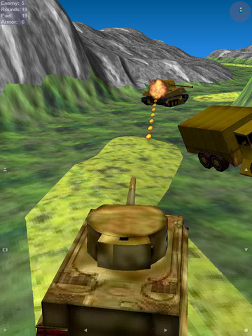 Tank Ace 1944 screenshot #4