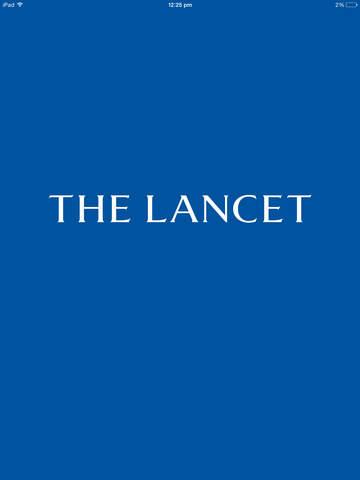 The Lancet screenshot 6