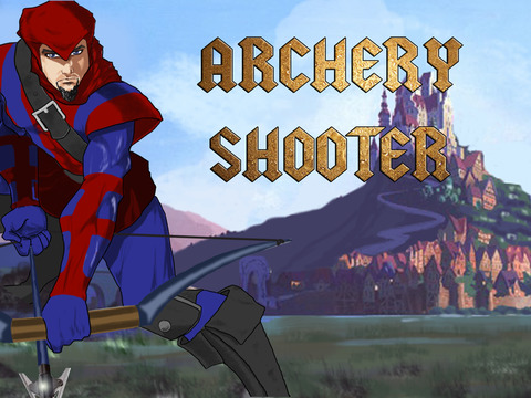 Archery Shooter Bow And Arrow Target Practice Game Free screenshot 6