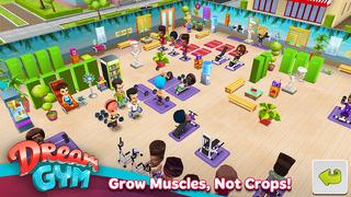 Dream Gym – Build Your Own Fitness Empire! screenshot #5
