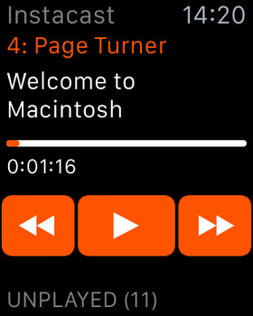 Instacast 5 - Podcast Client screenshot 12