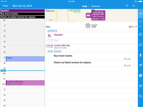 Informant - Agenda, Tasks, Notes Planner screenshot 6