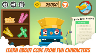 CodeQuest - Learn how to Code on a Magical Quest with Games screenshot 4