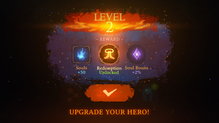 Dark Slash: Hero - Endless road to survival screenshot 4