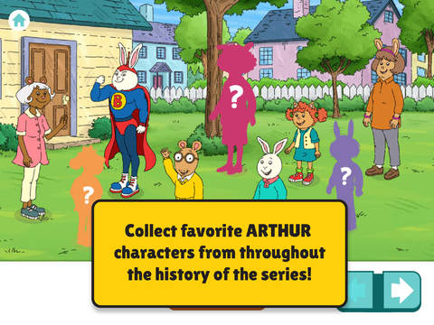 Arthur's Big App screenshot 10