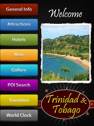 Trinidad and Tobago Offline Travel Guide screenshot 7