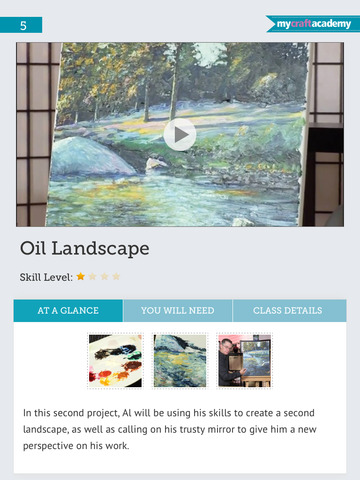 Beginning Oil Painting screenshot 10