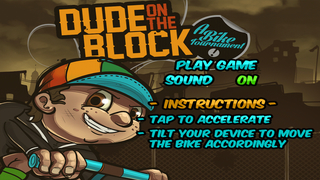 Dude On The Block screenshot 1