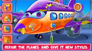 Daycare Airplane Kids Game screenshot 3