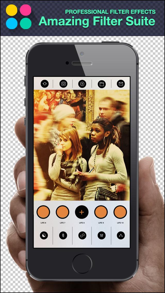 Camera Pic 360 screenshot 3