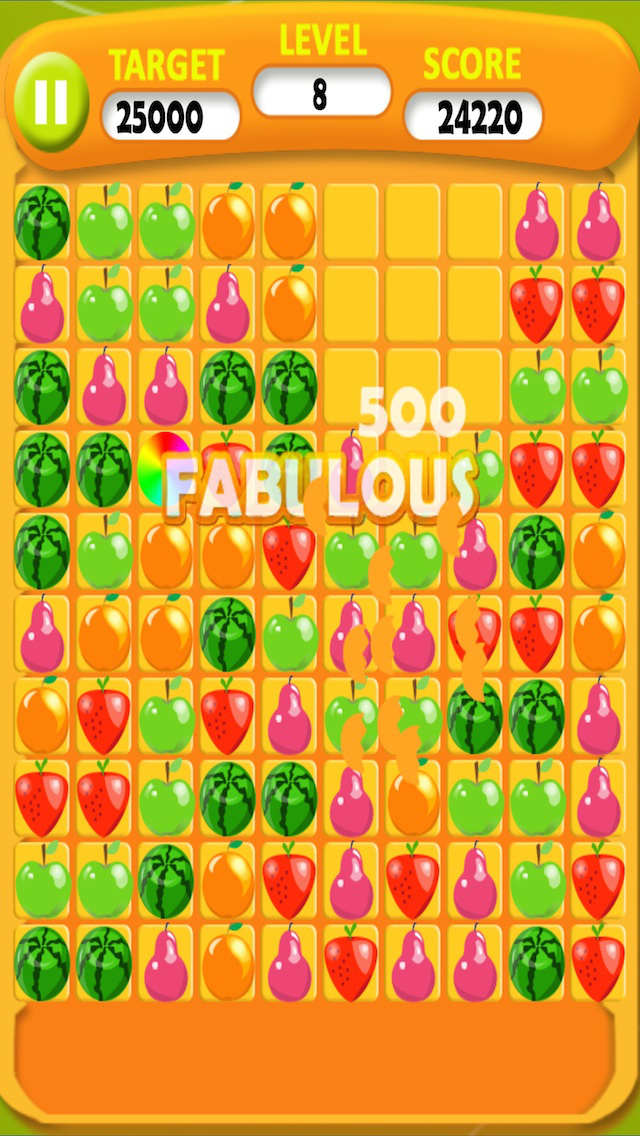 Fruit Smash Fun! screenshot 2