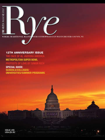 Rye Magazine screenshot 5