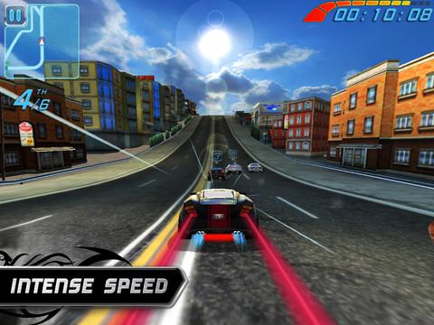 Rogue Racing: PinkSlip screenshot 10