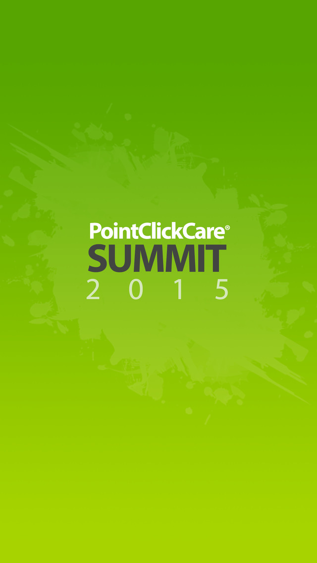 PointClickCare Summit 2015 screenshot 1