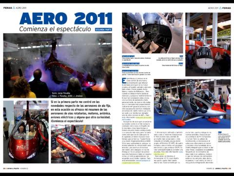 Revista Avion y Piloto - La revista por pilotos para pilotos screenshot 6