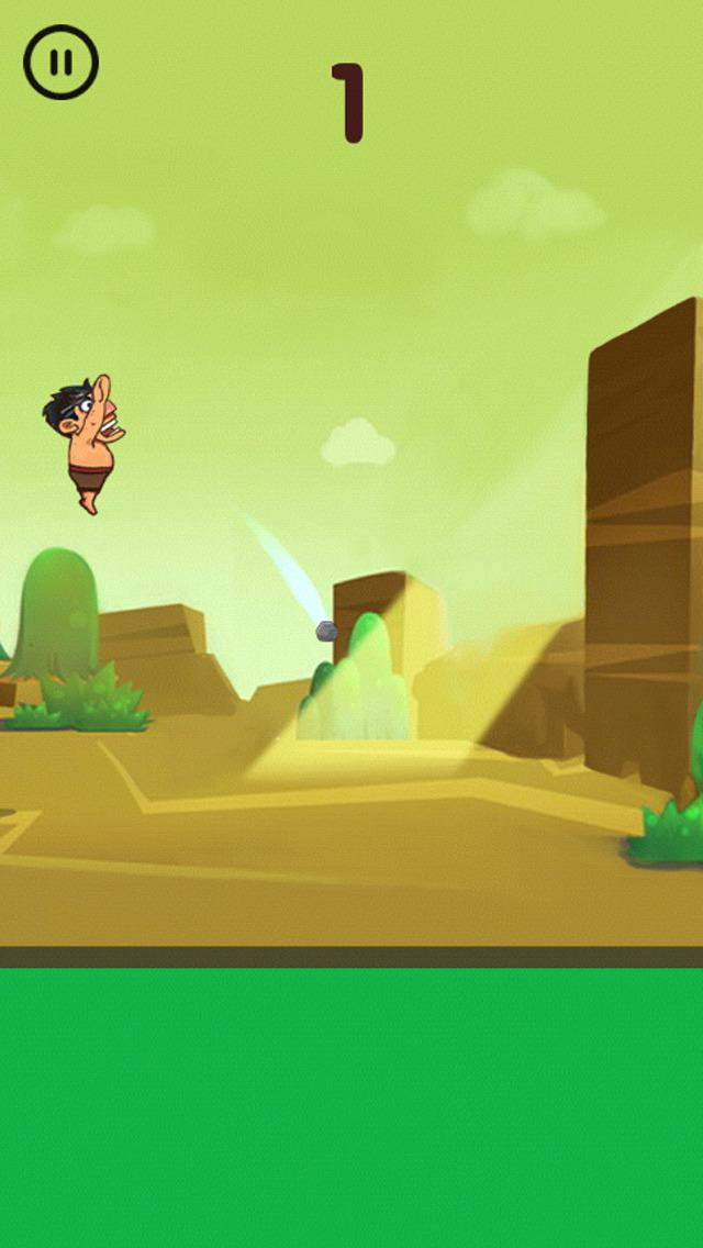Caveman Kick screenshot 3