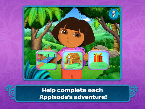 Dora Appisodes HD screenshot 8