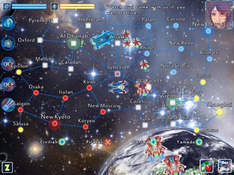 Star Nomad RPG RTS Sandbox screenshot 3