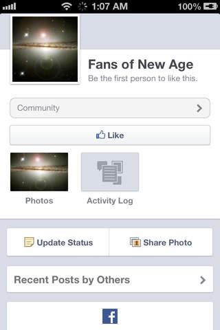 New Age ™ - náhled