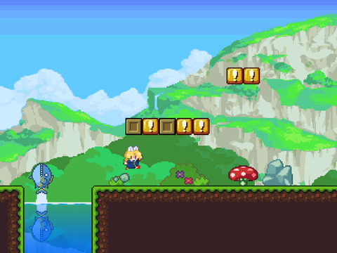 Super Bunny World screenshot 7