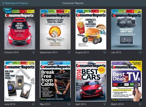 Texture – unlimited digital magazines screenshot 8