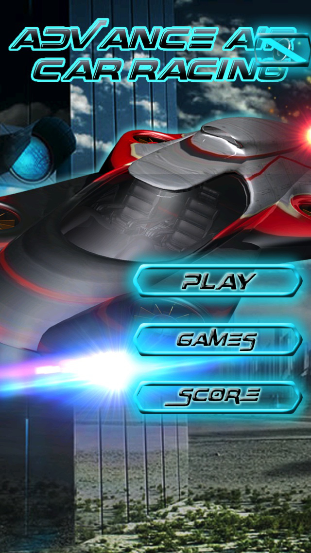 Advance Air Car Racing Pro screenshot 1