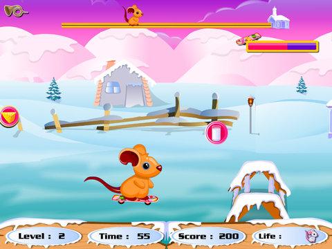 Cute Rat Racing screenshot 6