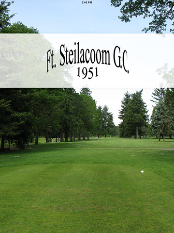 Fort Steilacoom GC screenshot 6