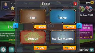 SnookerOL screenshot 4