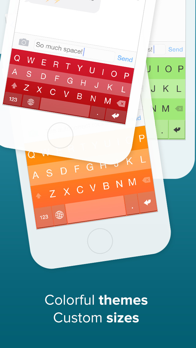 Fleksy- GIF, Web & Yelp Search screenshot #1