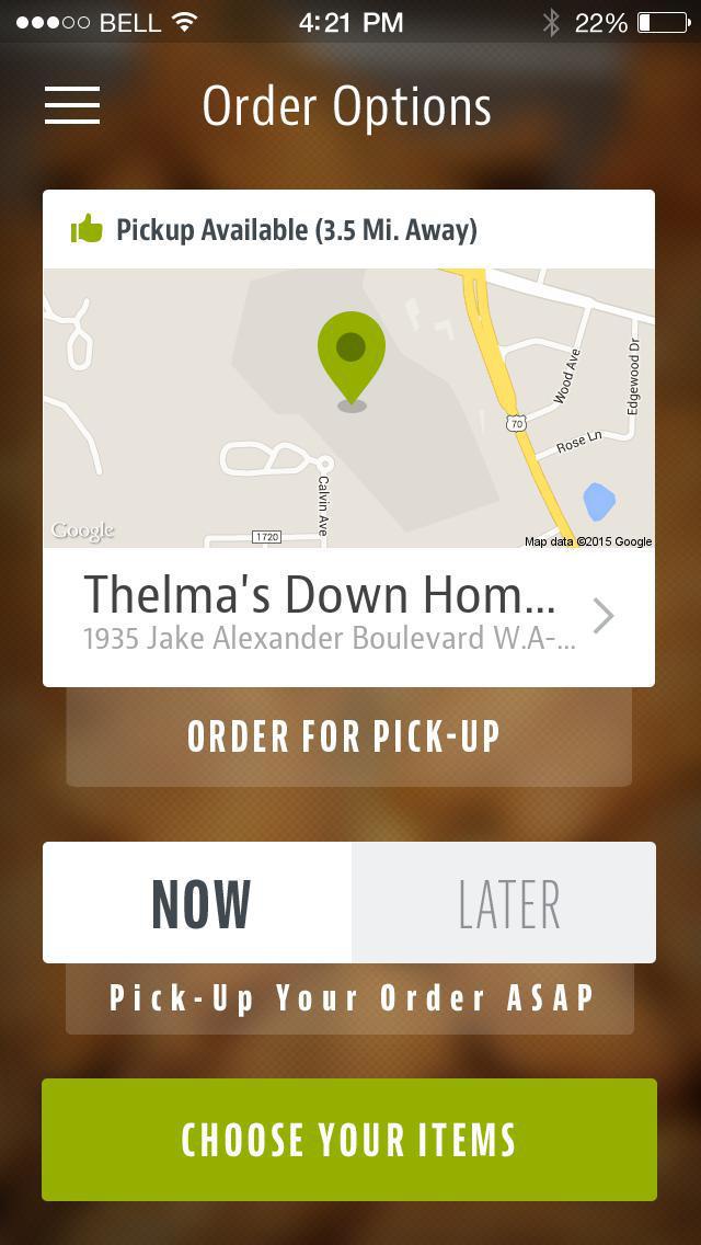 Thelma's Down Home Cooking screenshot 2