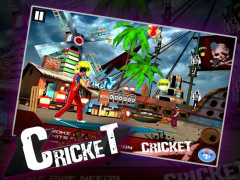 Cricket 3D : Street Challenge screenshot 9