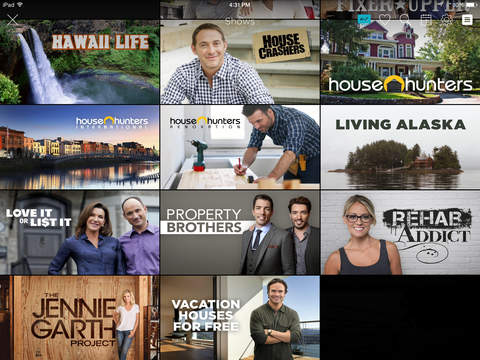 HGTV screenshot 8