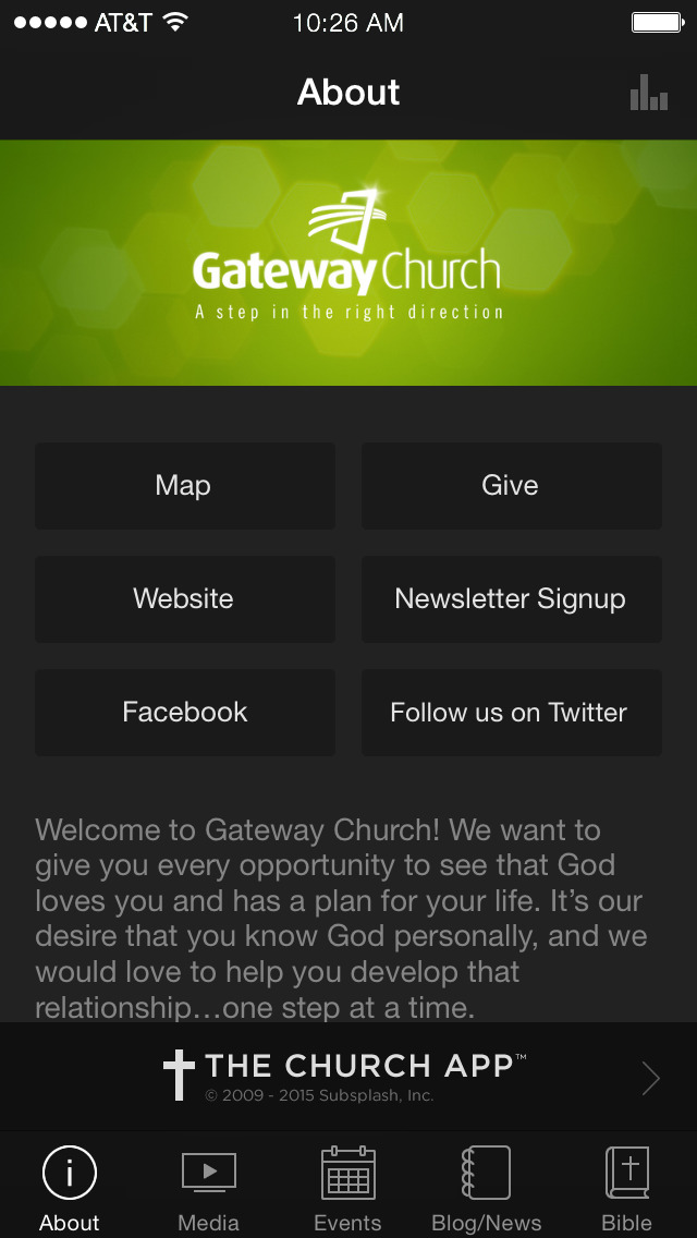 We Are Gateway screenshot 1