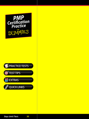 PMP Certification Exam Practice For Dummies screenshot 7