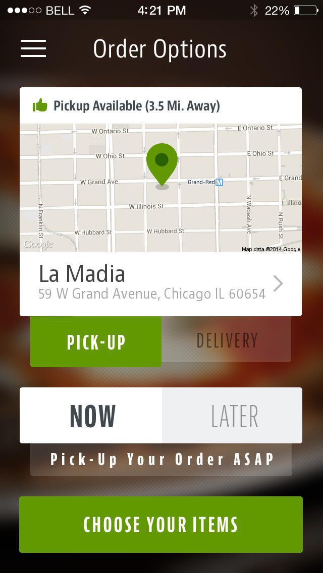 La Madia Restaurant screenshot 2