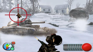 Arctic Assault (17+) : Sniper vs Sniper screenshot 3