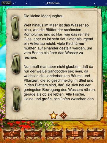 Andersens Märchen - von Hans Christian Andersen screenshot 8