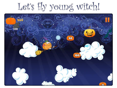 A Pumpkin Hunter and the Witch Adventure Pro screenshot 6