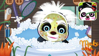 Panda & Penguin Hair Salon screenshot 3