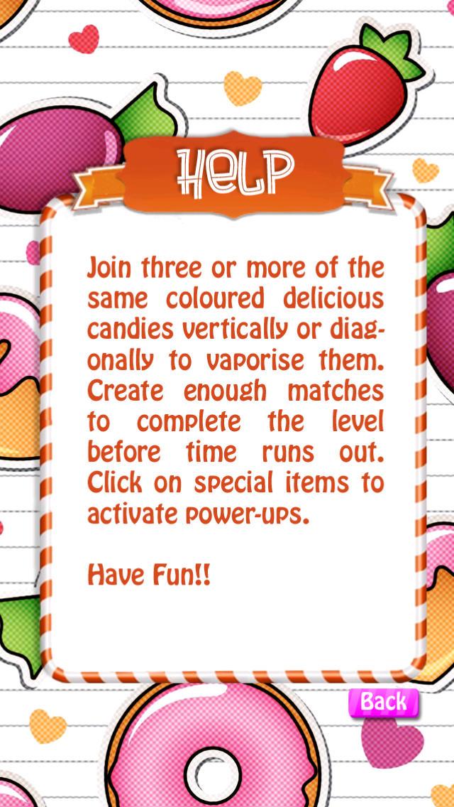 Candy Magic: Sweet Hexa and Diamonds of Puzzle FREE screenshot 3