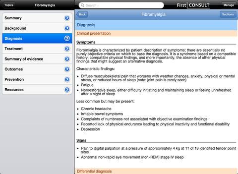 First Consult screenshot 6