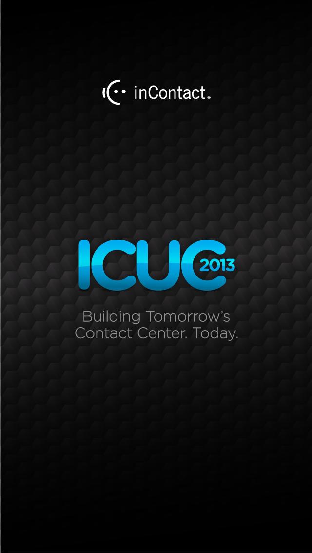 ICUC 2013 screenshot 1