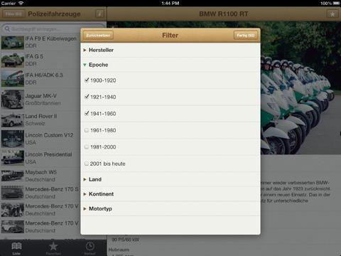 1000 Polizeifahrzeuge aus aller Welt screenshot 7