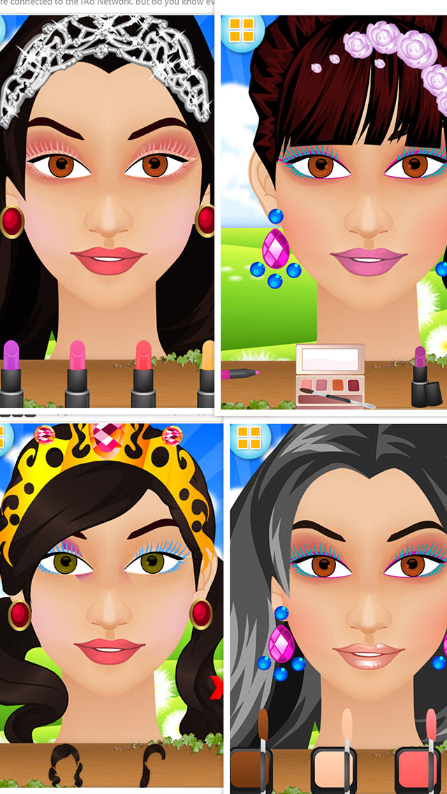 Fairy Princess Makeover screenshot 4