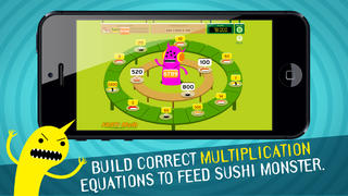 Sushi Monster screenshot 4